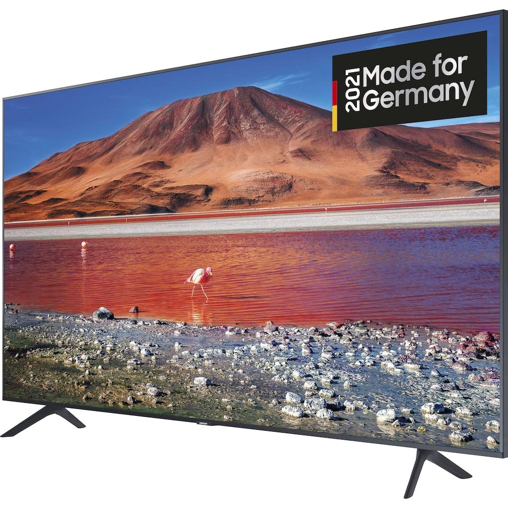 "Samsung LED-Fernseher »GU43TU7199U«, 108 cm/43 "", 4K Ultra HD, Smart-TV"