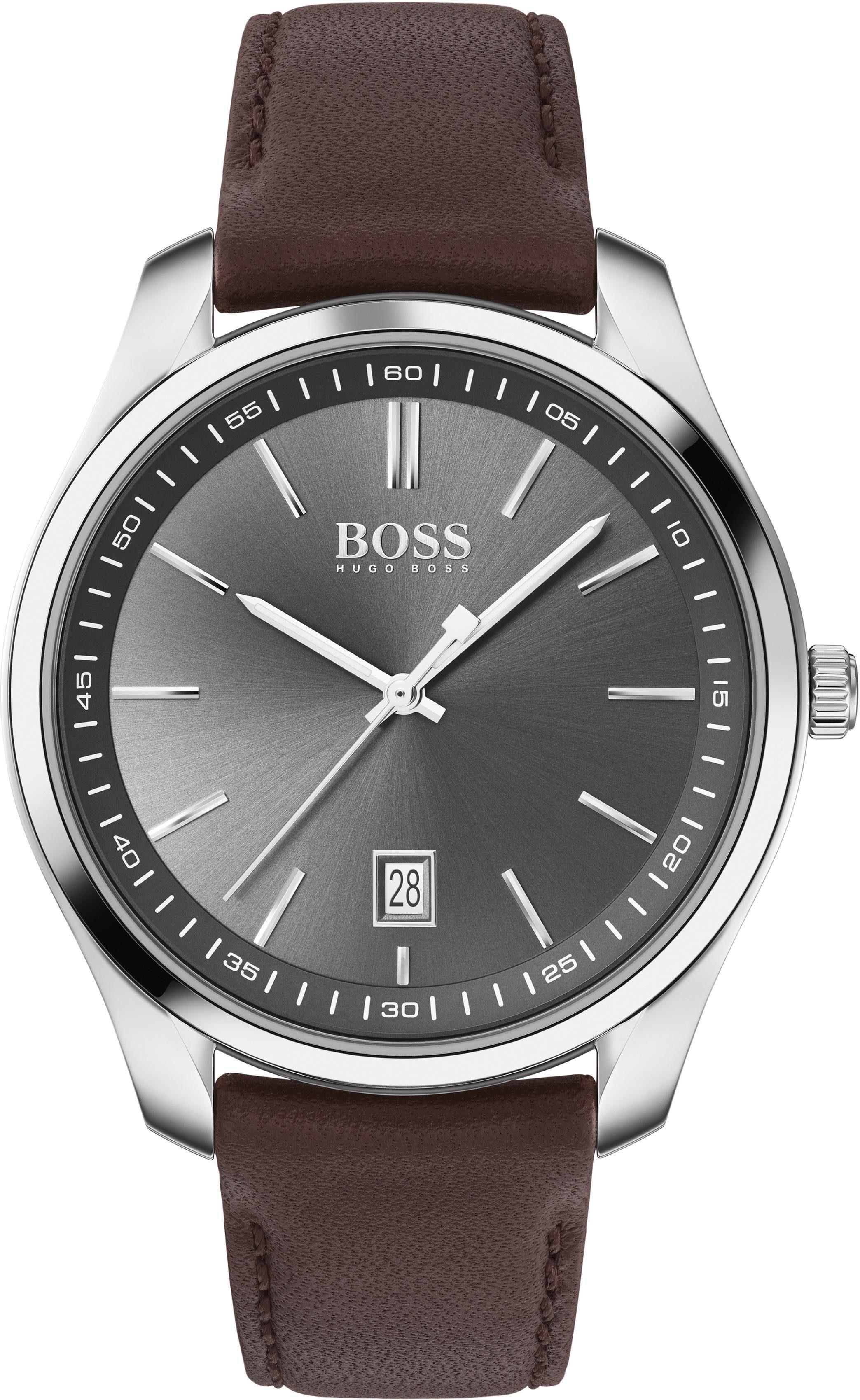Boss Quarzuhr CIRCUIT 1513726 | Uhren > Quarzuhren | Boss