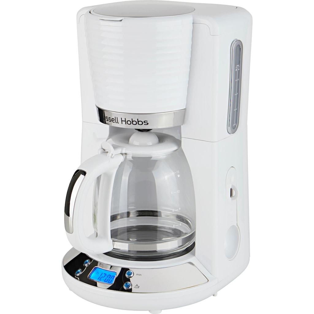 RUSSELL HOBBS Filterkaffeemaschine »Inspire 24390-56«, 1x4, 1100 Watt