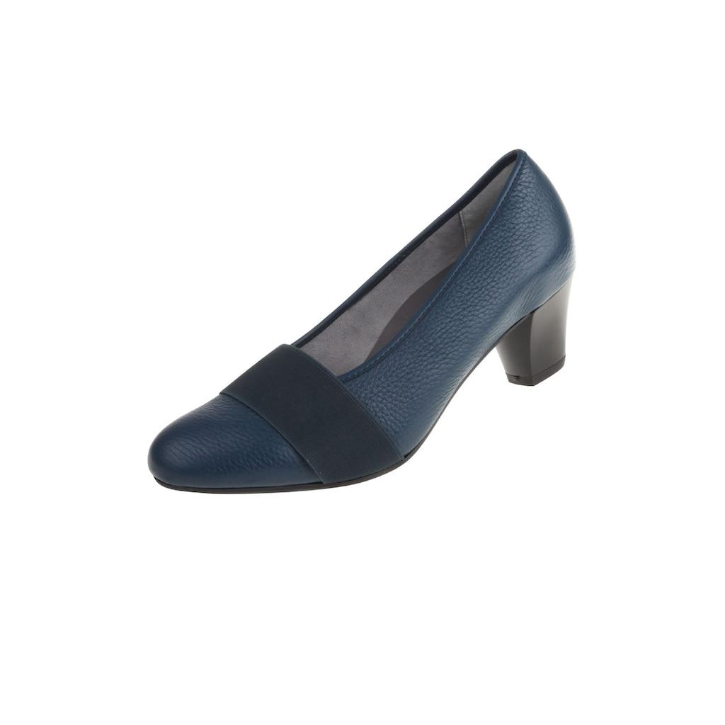 Natural Feet Pumps »Janine«, aus echtem Hirschleder