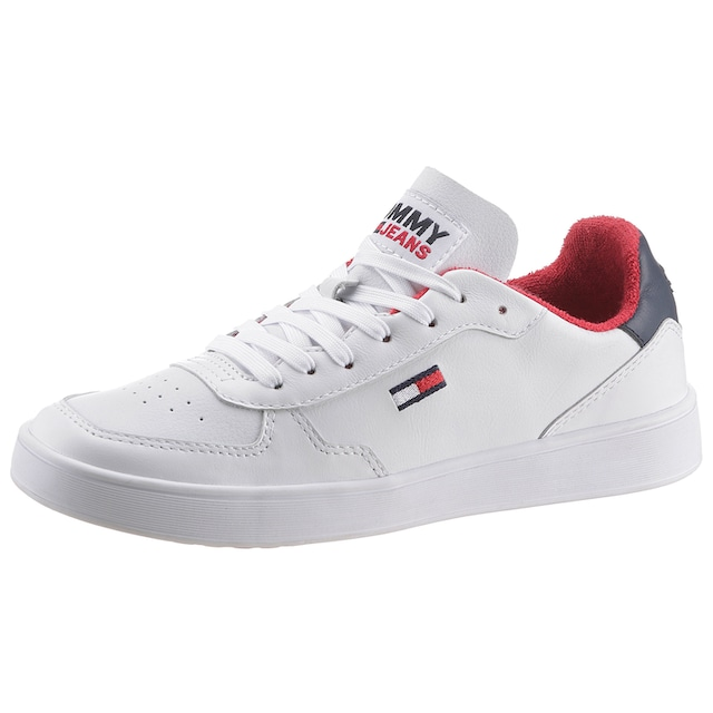 TOMMY JEANS Sneaker »WMNS TOMMY JEANS CUPSOLE«
