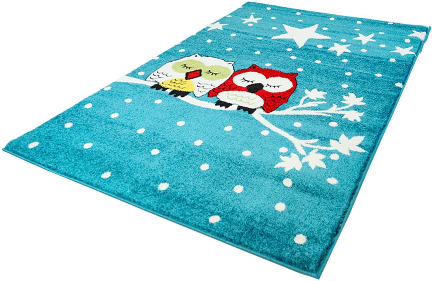 Kinderteppich Moda Kids 1513 Carpet City rechteckig Höhe 11 mm maschinell gewebt