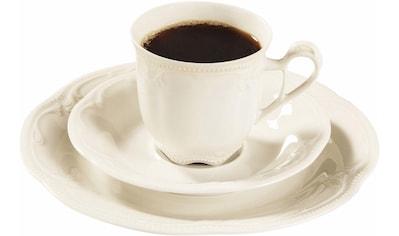 "Seltmann Weiden Kaffeeservice ""Rubin"" (18 - tlg.), Porzellan kaufen"