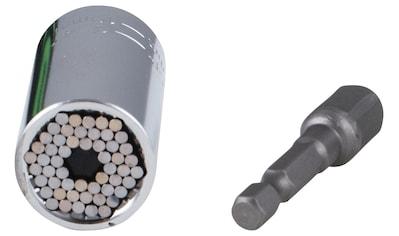Universal Stecknuss »Powergrip XL«, Erweiterung zu Ratsche »Powergrip«, für 11 - 32 mm kaufen
