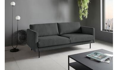 Places of Style 3-Sitzer »Flaxhill«, mit Metallbeinen kaufen