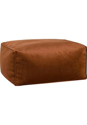Sitting Point Sitzsack »Roll VELUTO«, Samt kaufen