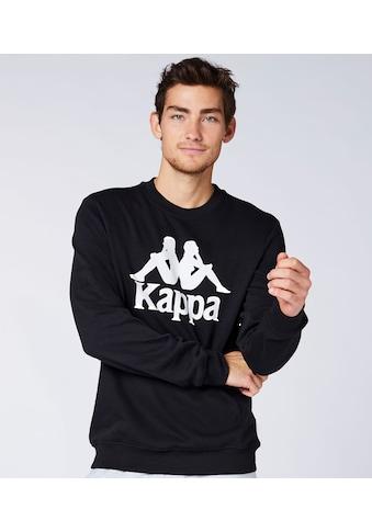 Kappa Sweatshirt »AUTHENTIC SERTUM«, mit angesagtem Rundhalsausschnitt kaufen