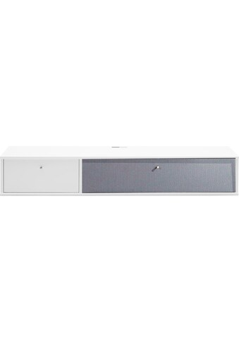 hammel Media-Board »MISTRAL«, Korpus mit glatter Oberfläche, Klapptür mit Akustikstoff, Danish Design kaufen