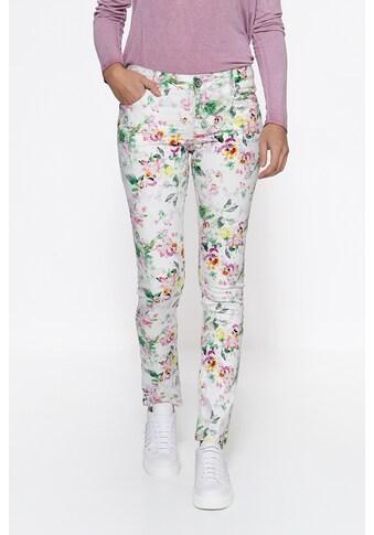 ATT Jeans Slim - fit - Jeans »Belinda« kaufen