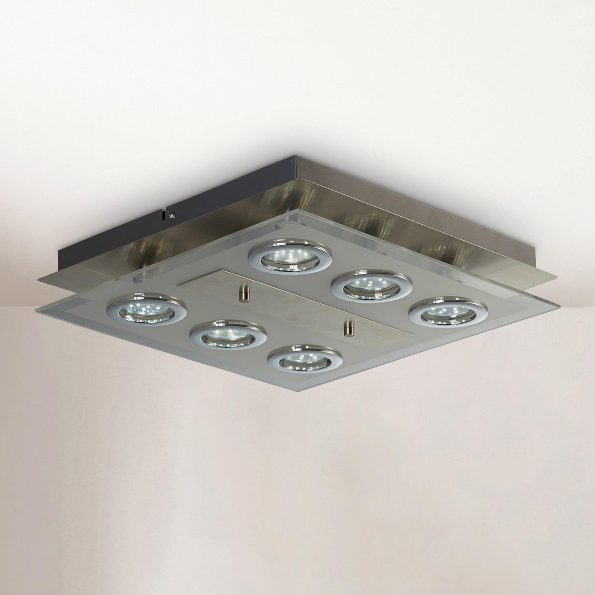 B.K.Licht,LED Deckenleuchte Dorado 6