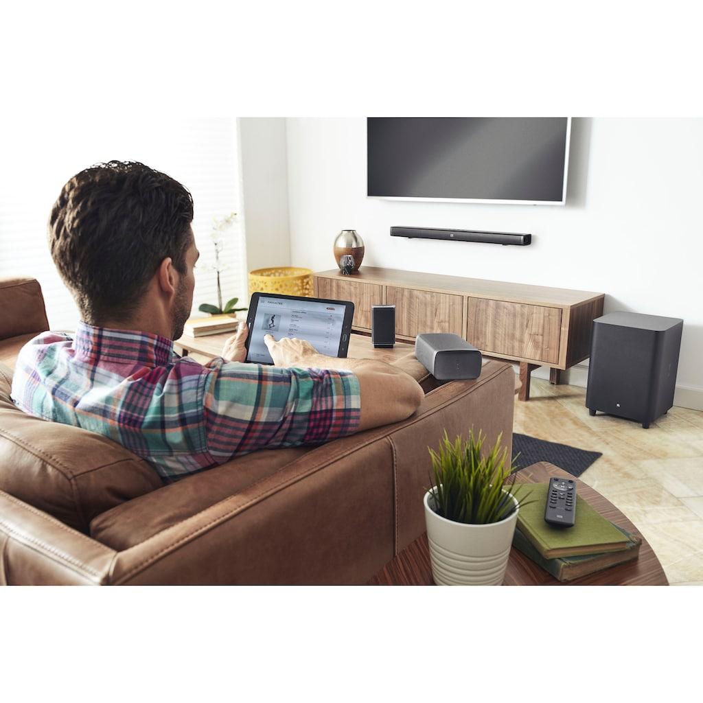 JBL Soundbar »BAR 5.1«, mit kabellosen Surround-Lautsprechern