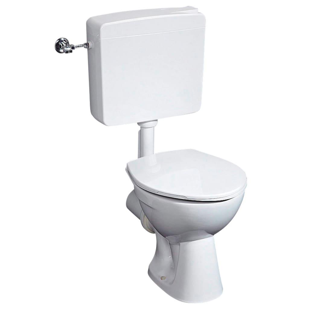 CORNAT Tiefspül-WC, SItzhöhe 39 cm