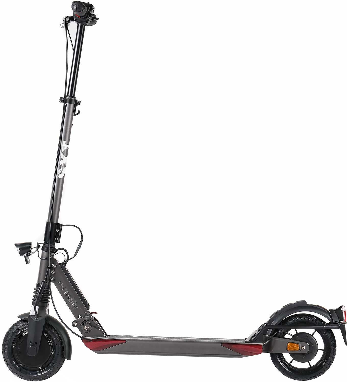 SXT Scooters E-Scooter Light Plus V - eKFV Version -, 20 km/h, 40 km grau Elektroscooter Elektroroller Motorroller Mofas