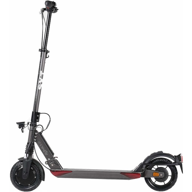 SXT Scooters E-Scooter »SXT Light Plus V - eKFV Version -«, 500 Watt, 20 km/h