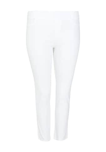 Paprika Jeggings »Uniform Gummizug in der Taille casual«, city kaufen