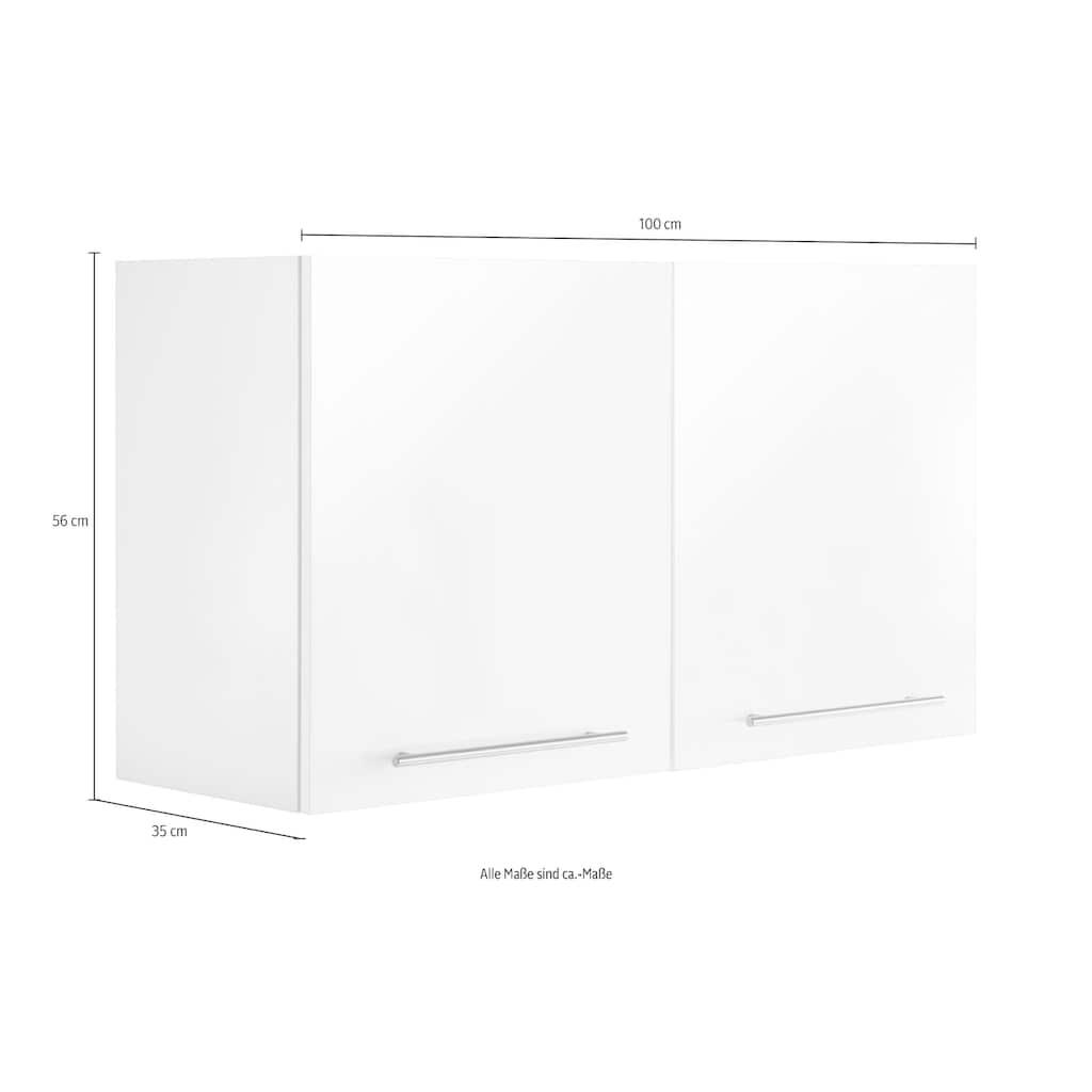 wiho Küchen Hängeschrank »Flexi2«, Breite 100 cm