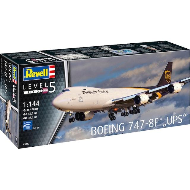 "Revell® Modellbausatz ""Boeing 747-8F UPS"", Maßstab 1:144"