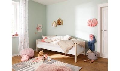 Lüttenhütt Daybett »Janne«, aus schönem massivem Kiefernholz, Einzelbett, in... kaufen