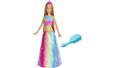 """Mattel® Anziehpuppe """"Magische Haarspiel Prinzessin blond"""" (1 - tlg.) kaufen"""