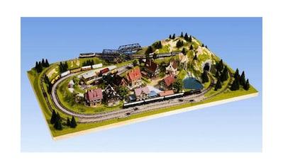 NOCH Modelleisenbahn-Fertiggelände »Traunstein«, Spur N/Z, Made in Germany kaufen