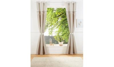 my home Vorhang »Merle« kaufen