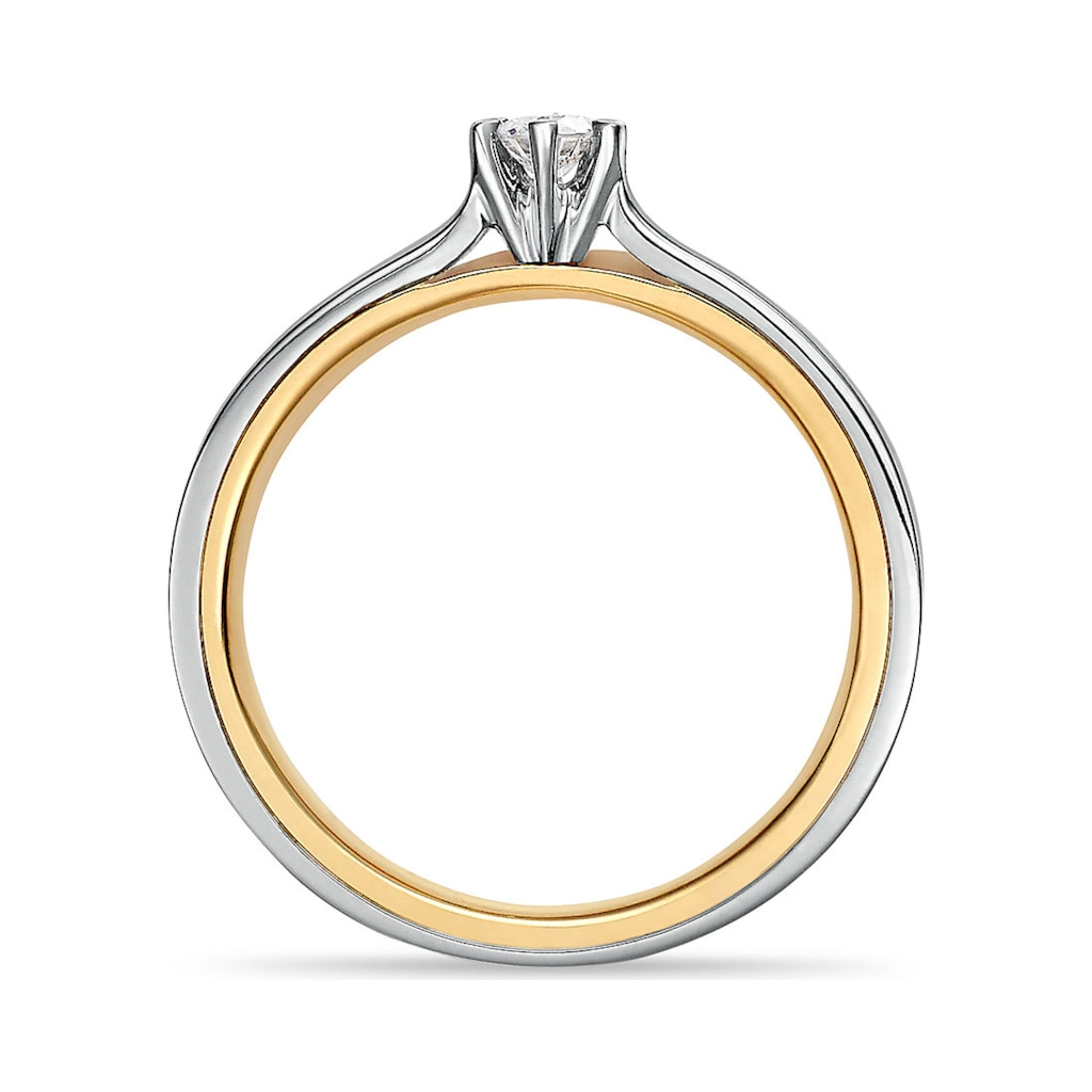 CHRIST Diamantring »32004960«