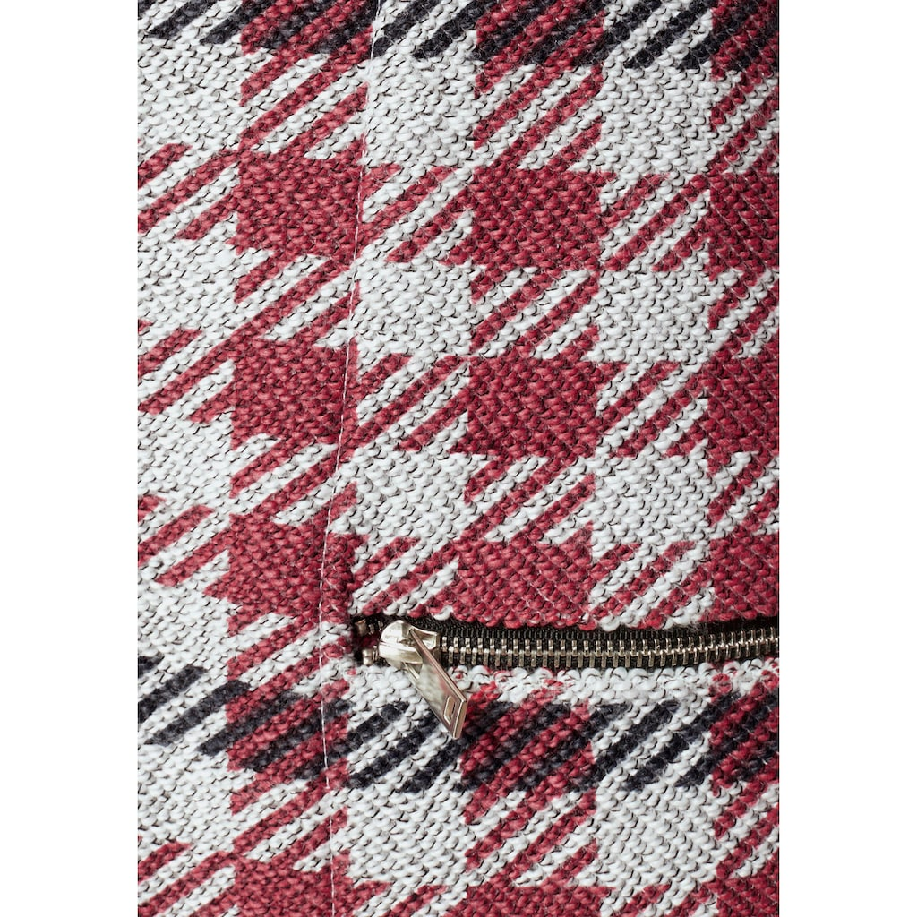 HaILY'S Kurzmantel »MIRELL«, im trendy Karo Look