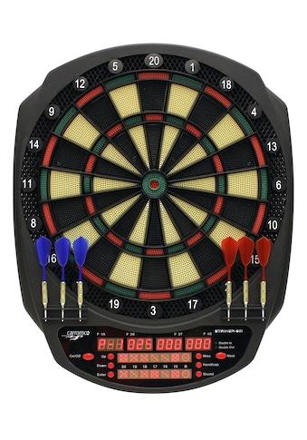 Carromco Dartscheibe »Elektronische Dartscheibe, E-Dartboard Striker-601« kaufen