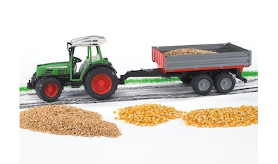 """Bruder® Spielzeug - Traktor """"Fendt 209 S + Bordwandanhänger  -  grün"""" kaufen"""