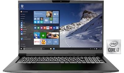 XMG Notebook »CORE 17 - E20«, (1000 GB SSD) kaufen