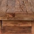 SIT Telefontisch »Coral«, aus recyceltem Teak-Altholz
