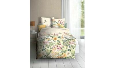 Kaeppel Bettwäsche »Ophelia«, mit floralem Print kaufen