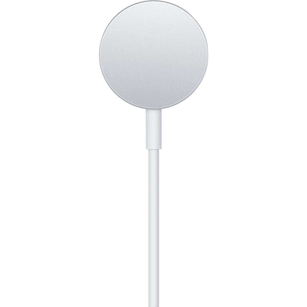 Apple Stromkabel »Watch Magnetisches Ladekabel«, Kompatibel mit Watch SE, Series 6, Series 5, Series 4, Series 3