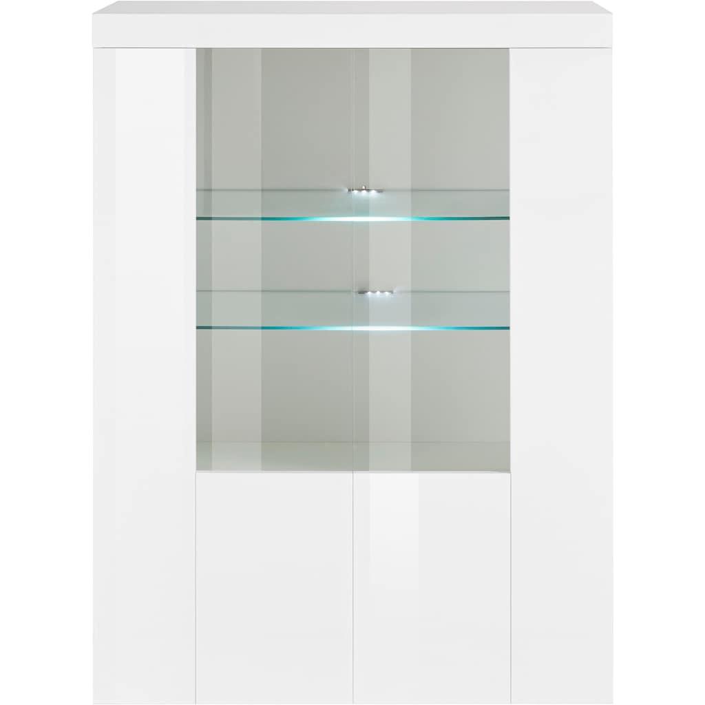 Tecnos Highboard »Slot«, Breite 90,8 cm