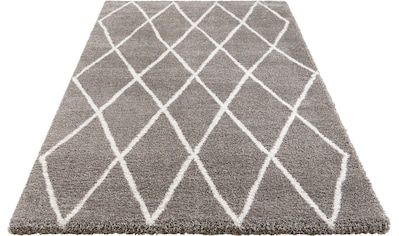 Hochflor - Teppich, »Abbeville«, ELLE Decor, rechteckig, Höhe 32 mm, maschinell gewebt kaufen