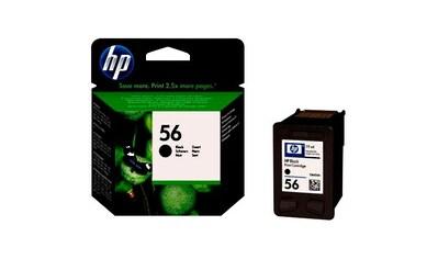 HP »hp 56 , original, C6656AE, schwarz« Tintenpatrone kaufen