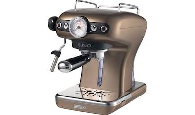 Ariete Espressomaschine 1389BR Siebträgermaschine Classia bronze kaufen