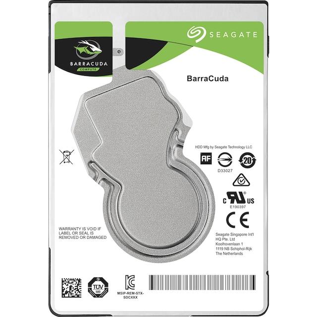 Seagate »BarraCuda Mobile« HDD-Festplatte 2,5 ''