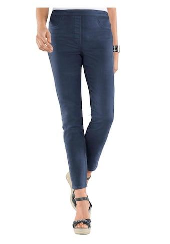 Classic Basics Hose im schmalen, herrlich komfortablem »Jeggings« - Schnitt kaufen