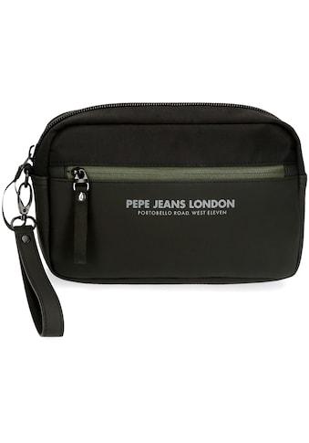 Pepe Jeans Kosmetiktasche »Sail, schwarz« kaufen