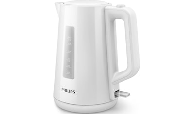 Philips Wasserkocher, Series 3000 HD9318/20, 1,7 Liter, 2200 Watt kaufen