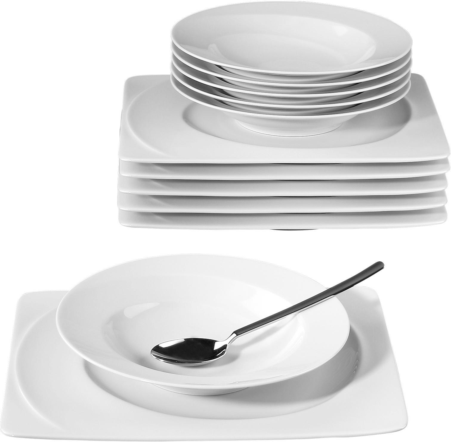 seltmann weiden tafelservice paso 12 tlg porzellan. Black Bedroom Furniture Sets. Home Design Ideas