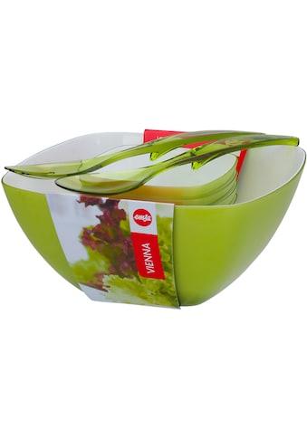 Emsa Salatschüssel »Vienna«, vielseitig einsetzbar, platzsparend kaufen