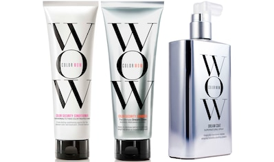 COLOR WOW Haarpflege-Set »Color Security Shampoo + Color Security Conditioner N-T +... kaufen