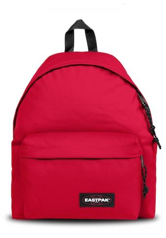 Eastpak Freizeitrucksack »PADDED PAK'R sailor red« kaufen