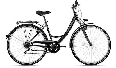 KS Cycling Cityrad »La Città«, 6 Gang Power Index Schaltwerk, Kettenschaltung kaufen