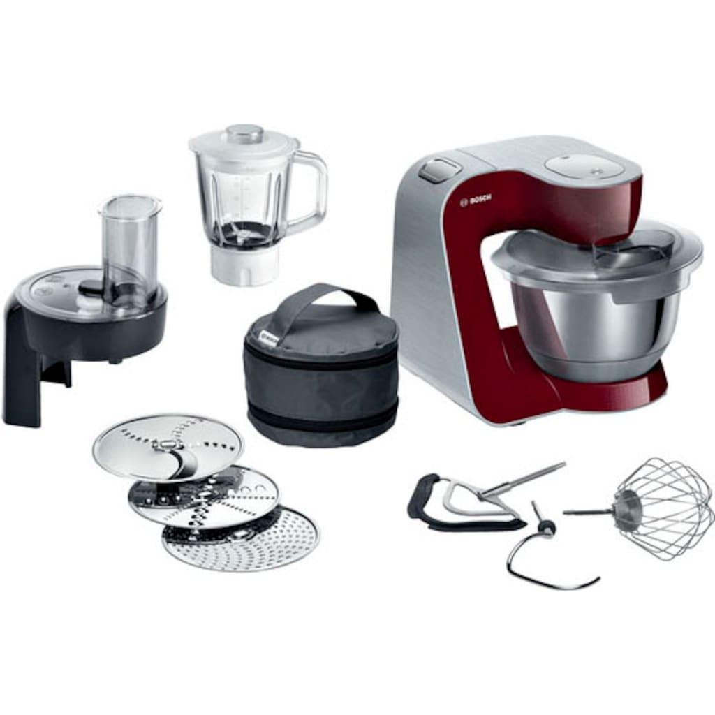BOSCH Küchenmaschine »MUM58CR60«, 1000 W, 3,9 l Schüssel