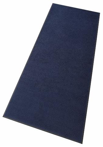 Läufer, »Original Uni«, wash+dry by Kleen - Tex, rechteckig, Höhe 9 mm, gedruckt kaufen