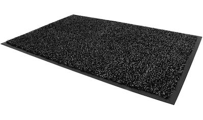 Primaflor-Ideen in Textil Fußmatte »FLEXI«, rechteckig, 9 mm Höhe, Fussabstreifer, Fussabtreter, Schmutzfangläufer, Schmutzfangmatte, Schmutzfangteppich, Schmutzmatte, Türmatte, Türvorleger, In- und Outdoor geeignet, waschbar kaufen