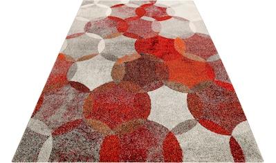 Teppich, »Modernina«, Esprit, rechteckig, Höhe 13 mm, maschinell gewebt kaufen